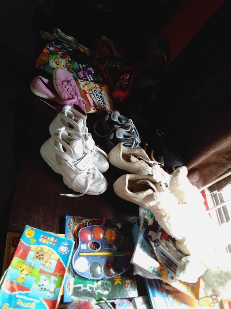GAAP-Collection-2-of-Childrens-Xmas-presents